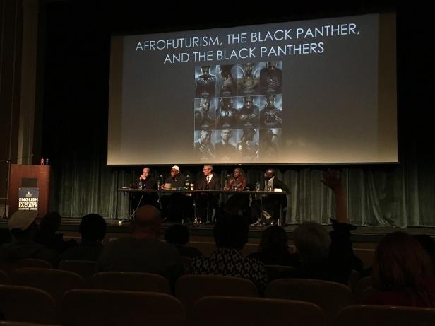 Black Panther Panel photo